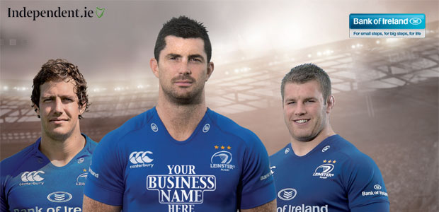 Sponsor for a Day - Leinster Winner