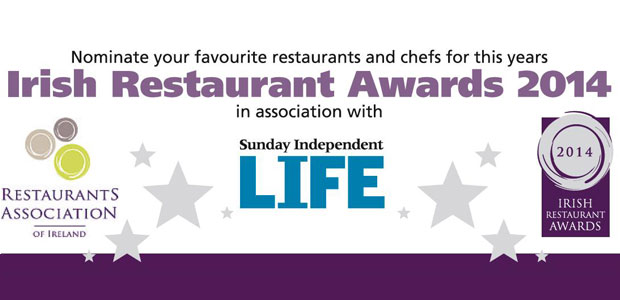 Irish Restaurant Awards 2014